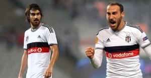 Beşiktaş'ta Cenk Tosun ve Velik Kavlak yumruk yumruğa kavga etti