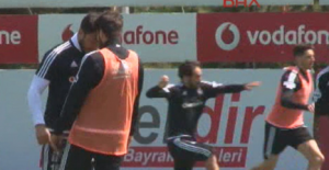 Beşiktaş'ta ipler geriliyor Olcay ve Tolgay kavga etti!!