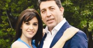 Bir dizi aşkı daha gerçek oldu: Emre Kınay ve Evrim Alasya