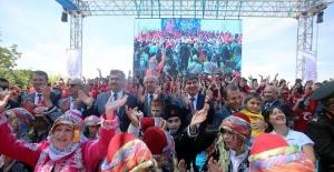 CHP'den protestocu çocuklar