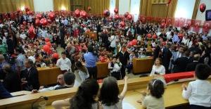 CHP'den TBMM'de çocuklara alternatif 23 Nisan resepsiyonu