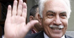 Doğu Perinçek'ten Meclis Başkanı Kahraman'a sert sözler