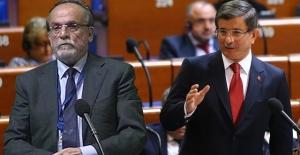 Ertuğrul Kürkçü, Avrupa Konseyi'nde Başbakan Davutoğlu'na İngilizce soru sordu