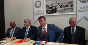 Feyzioğlu: Kilis'e yönelik saldırılar bertaraf edilmeli
