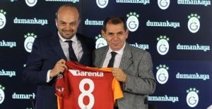 Galatasaray Dumankaya ile yollarını ayırdı