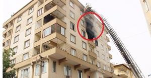 Gaziantep'te Apartman'da Tüp patladı