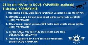 Drone ve İHA'lar artık kayıt altında, yapmayanlara 17 bin lira ceza kapıda!