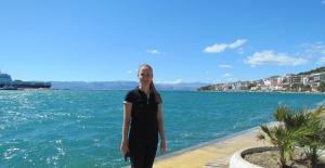 İzmir'den Yunanistan'a Yüzecek