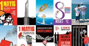 """Kadıköy'de """"Emek Hareketi"""" Sergisi"""