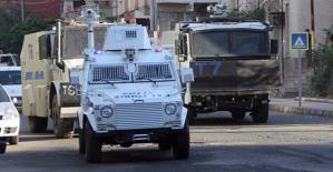 Lice'de operasyon : Sokağa çıkma yasağı ilan edildi