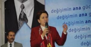 Meral Akşener: Hedef Haline Getiriliyorum