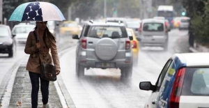Meteoroloji'den Ankara için kuvvetli yağış uyarısı geldi
