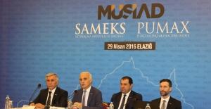 """MÜSİAD: """"2016 Altın Yıl Olacak"""""""