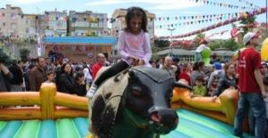 Nurol Park'ta 24 Nisan Çocuk Şenliği