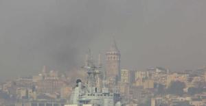 Rus Askeri Gemi Yine Boğaz'dan Geçti!