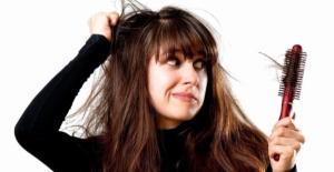 Saçınız mı dökülüyor? İşte dikkat etmeniz gerekenler!