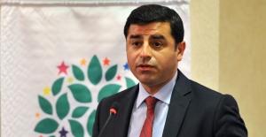 Selahattin Demirtaş'tan CHP'ye Tehdit Gibi Sözler