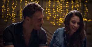Serenay Sarıkaya ve Kerem Bursin'nin reklam fimi yayınlandı