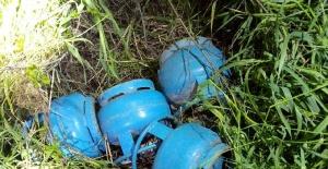Siirt'te mezarlıkta PKK malzemeleri bulundu