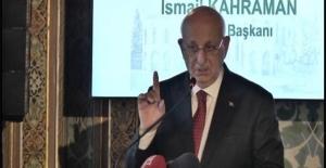 TBMM Başkanı İsmail Kahraman: Laiklik yeni anayasada olmamalıdır