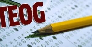 TEOG Sınavı'na 1 milyonda fazla öğrenci katıldı
