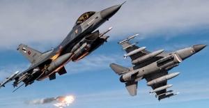 TSK Kandil'e iki F-16 ile hava harekatı düzenledi
