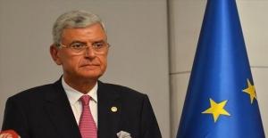 Türkiye Avrupa Parlamentosu raporunu iade edece