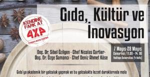 """Yeditepe'de """"Gıda, Kültür ve İnovasyon"""" Eğitimi"""