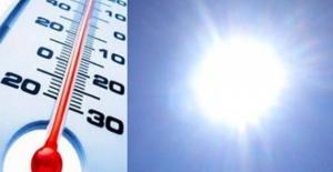 5 ilde sıcaklık rekoru