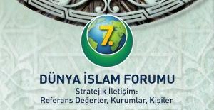 7. Dünya İslam Forumu İran'da Olacak