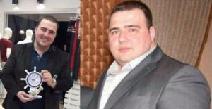 Ameliyat olan genç 1 ayda 25 kilo verdi