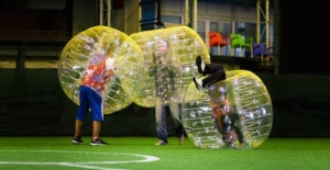 Balonlarla Uçacaklar! Big Bubble Football 19 Mayıs'ta