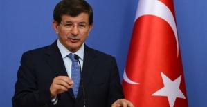 Başbakan Ahmet Davutoğlu Basın Açıklaması Yaptı