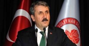 BBP Başkanı Mustafa Destici İsrail'de gözaltına alındı