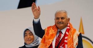 Binali Yıldırım'dan flaş açıklamalar! Konuşmasına 'Erdoğan'la başladı
