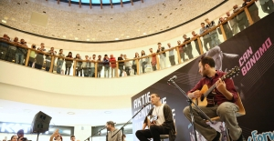 Can Bonomo'dan Gençlere İnteraktif Konser