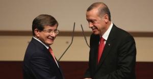 Davutoğlu'ndan Erdoğan'a veda ziyareti!