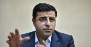 Demirtaş: Erdoğan beni tutuklattığına pişman olacak