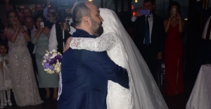Erdem Baş ile Selvet su evlendi