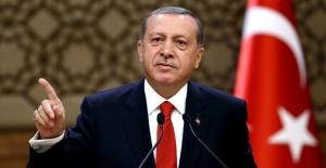 Erdoğan'dan CHP grubundaki sloganlara suç duyurusu