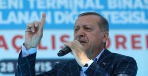 Erdoğan: Paris ve Brüksel yanıyor, endişeliyim!