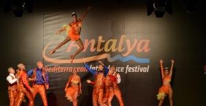 EXPO 2016 Antalya'da Latin Dans Festivali