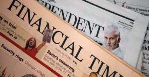 Financial Times: Başbakan Davutoğlu'nun gitmesi ile ekonomik reformalar durma noktasında