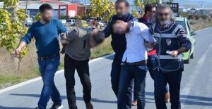 Fransız ve Belçikalı savcılar, İzmir'de 3 IŞİD''liyi sorguladı!