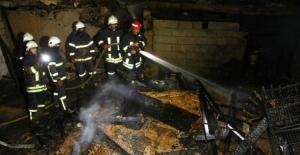 Gaziantep'te yangın: 7 ölü!