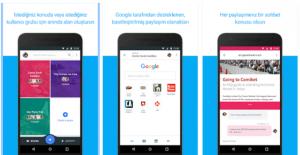 """Google'dan yeni sosyal medya platformu """"Spaces"""" geldi"""