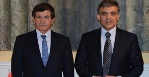 Gül'den Davutoğlu'na sürpriz telefon!