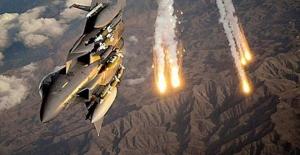 Hakkari'ye hava saldırısı düzenledi: 11 PKK'lı öldürüldü