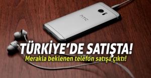 HTC 10 Bugün Satışa Çıkıyor!