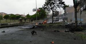 İstanbul Sancaktepe'de patlama: 5'i asker 3 sivil yaralı!
